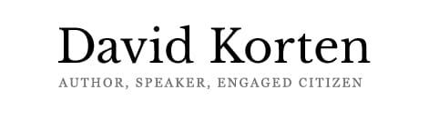 David Korten Logo