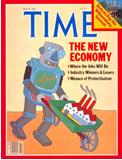 Time new economy cover